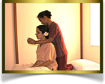 Alandaia Spa - Aarau, Traditionelle Thai Massage, thailändische Massage, Thai, Massage
